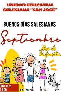 Buenos Días Septiembre 1